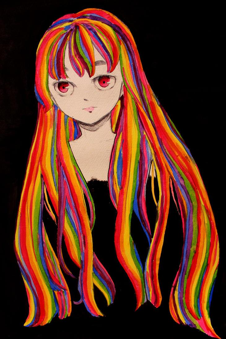 Rainbow by xJewiex