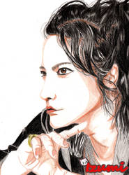 L'Arc~en~Ciel, Takarai Hideto (HYDE) by TakaraiIzumi23