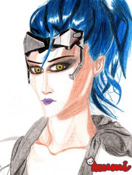 Alyson Tabbitha, Widowmaker