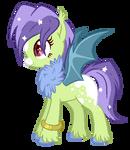 Fluffy Bat Pony Auction 1# [CLOSED]