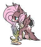 Fluttershy x Discord Foal Auction [CLOSED]