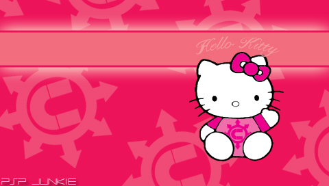 Hello Kitty CHAOS Edition PSP By YOSBaby