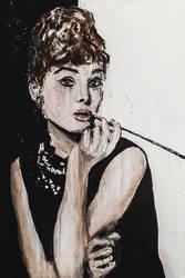 Audrey by PaDomo