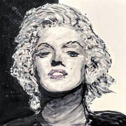 Marilyn II by PaDomo