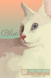 Blue by VisAnastasis