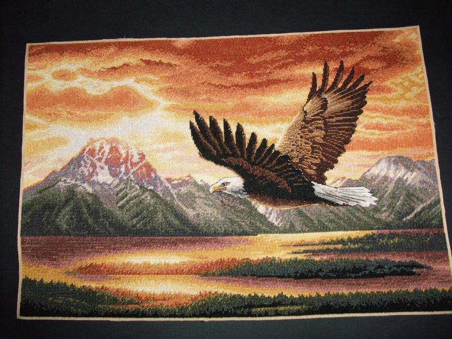 Eagle Mountain by Karexie-Maylin