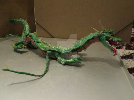 Manda, The Guardian Dragon