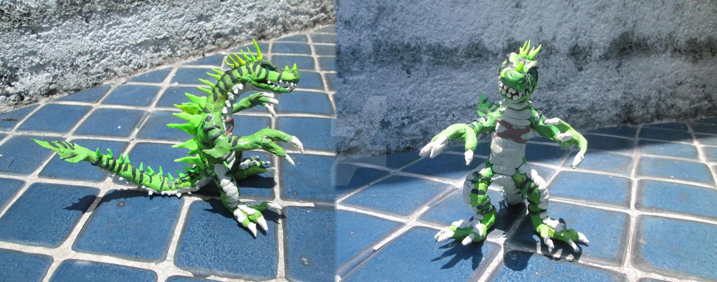 Barox (Baroxasaurus) by Mexicankaiju