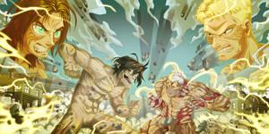 Attack on Titan [NO LOGO]