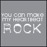 heartbeat rock by Jumpert