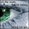 falling tears by Jumpert