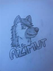 Badge - Azimut