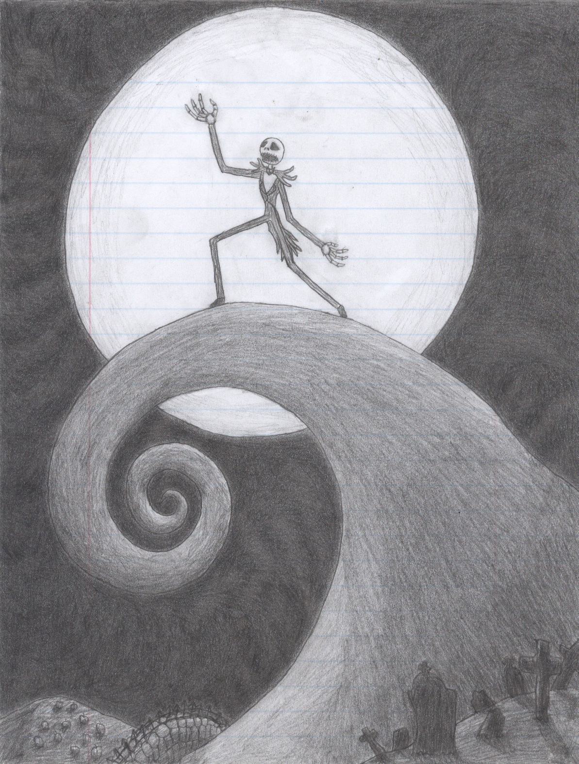 Jack's Lament -- The Nightmare Before Christmas by ...