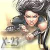 X-23 Icon by animephoenix