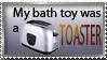 Toaster by animephoenix