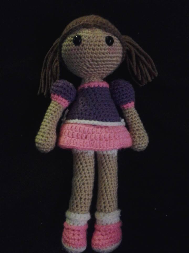 Maddie Doll by animephoenix
