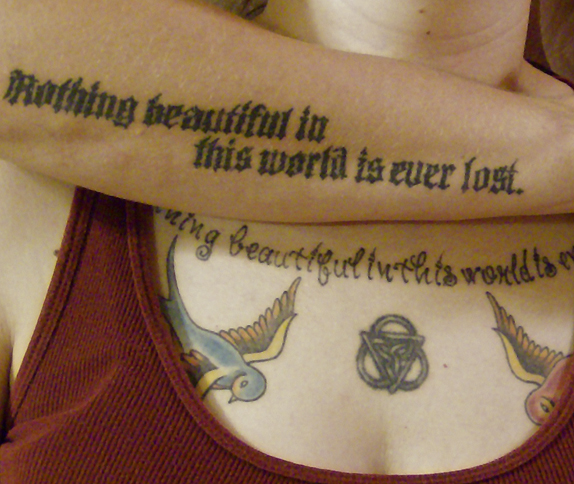 Tattoo Brother Quotes: Meaningful Brother Quotes. QuotesGram