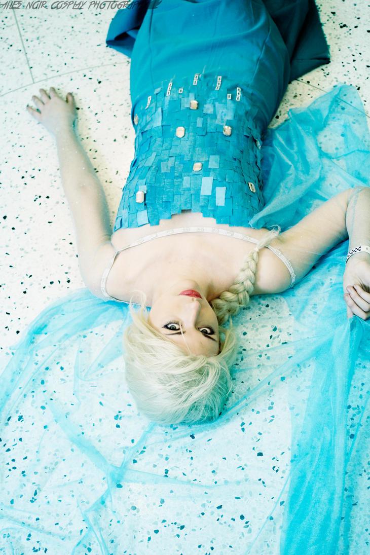 Frozen Elsa by PurelightCos