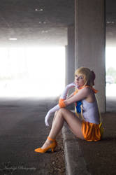 Sailor Venus by PurelightCos