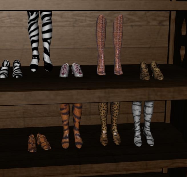Shoe Rack by creativesam