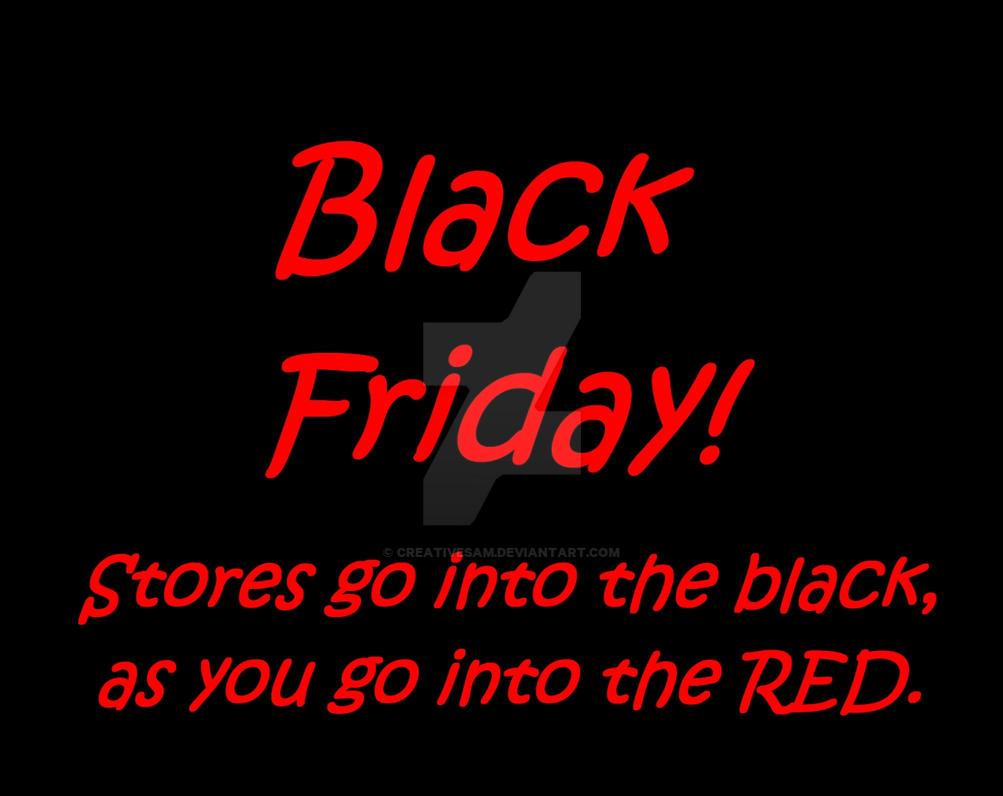 Black Friday by creativesam