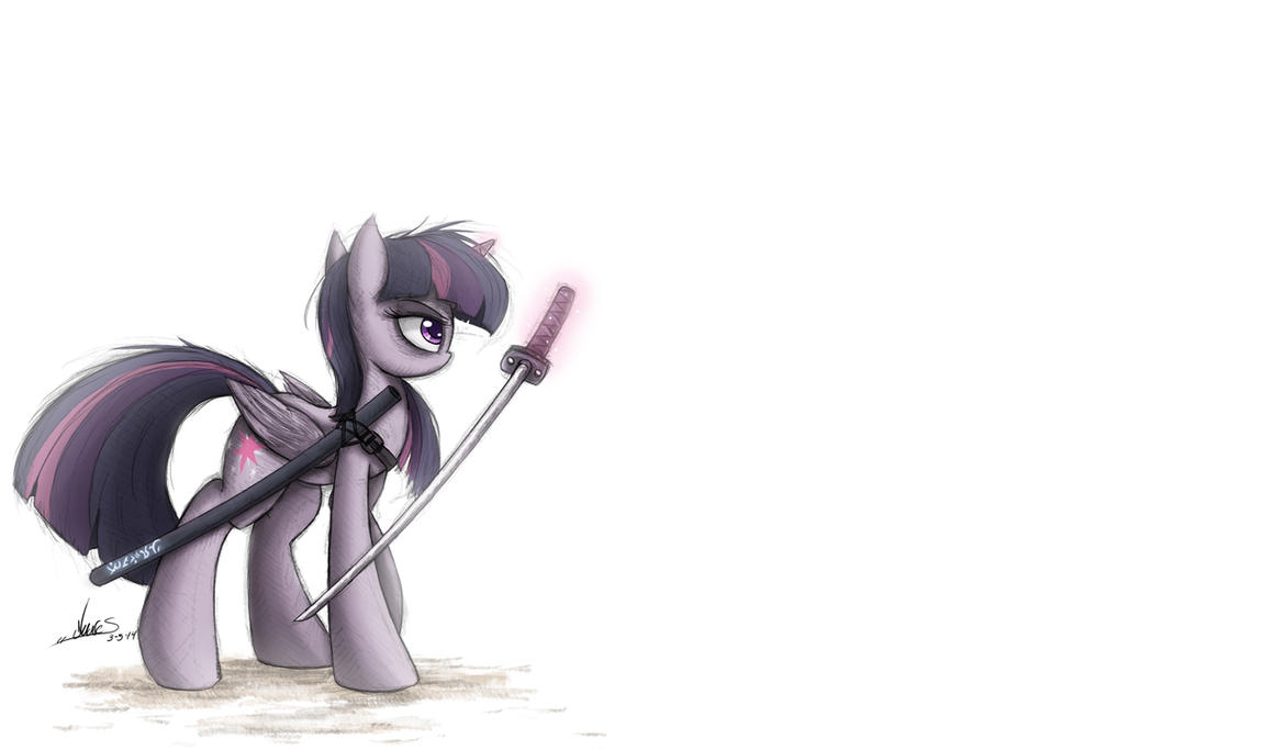 Ninja Twilight by NCMares