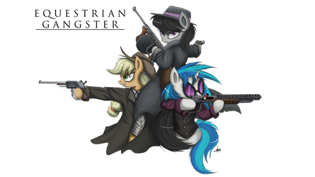 Gangsters .png by NCMares