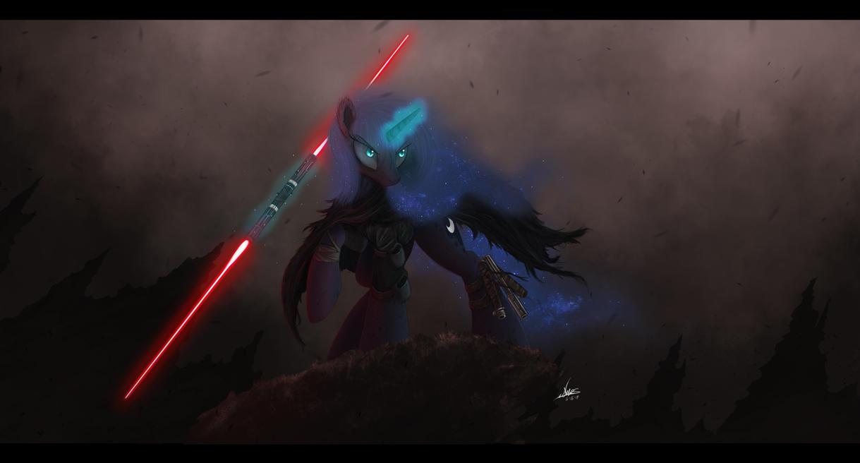 Sith Luna by NCMares