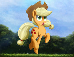 AJ's Canter by NCMares