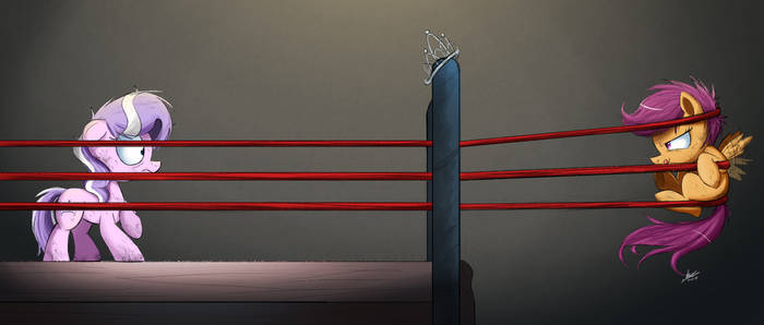 Hop In the Ring, They Said...