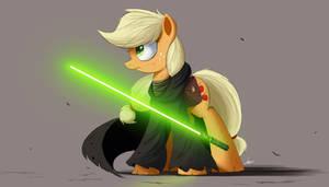 Jedi Applejack
