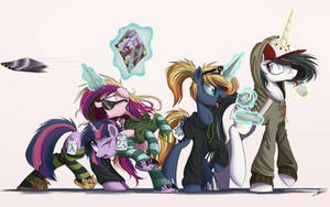 Incognito Alicorns