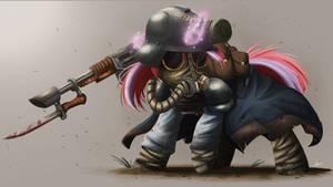 Warhammer 40K - Death Korps Moondancer