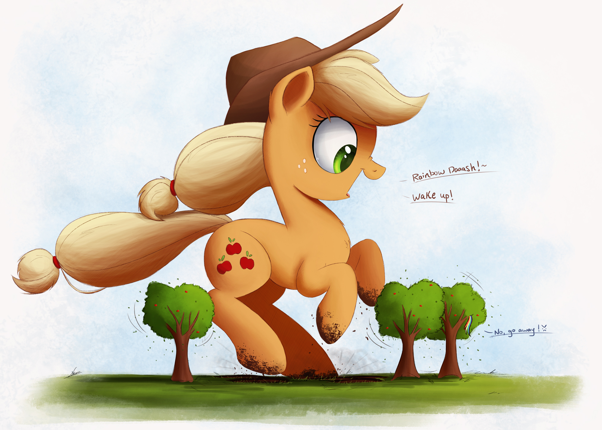big_apple_is_silly_apple_by_ncmares-d9xk