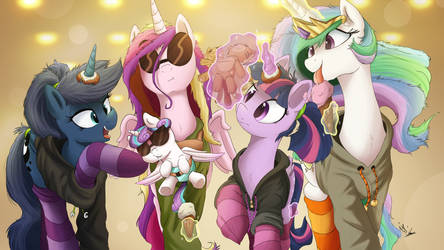 -Collab- And Then There Were Five by NCMares