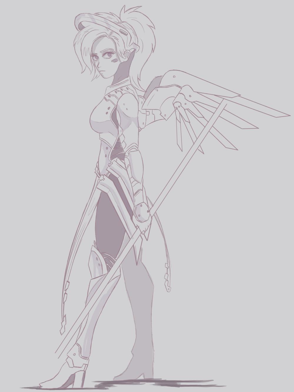 Mercy Sketchage