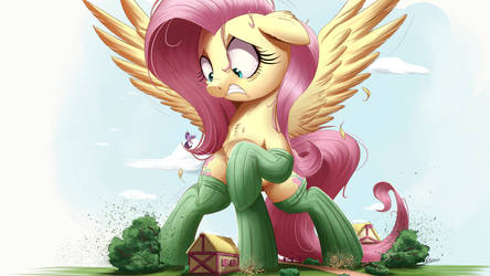 Comm - Big Flutters by NCMares
