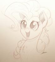 Pinkie Sketchage by NCMares