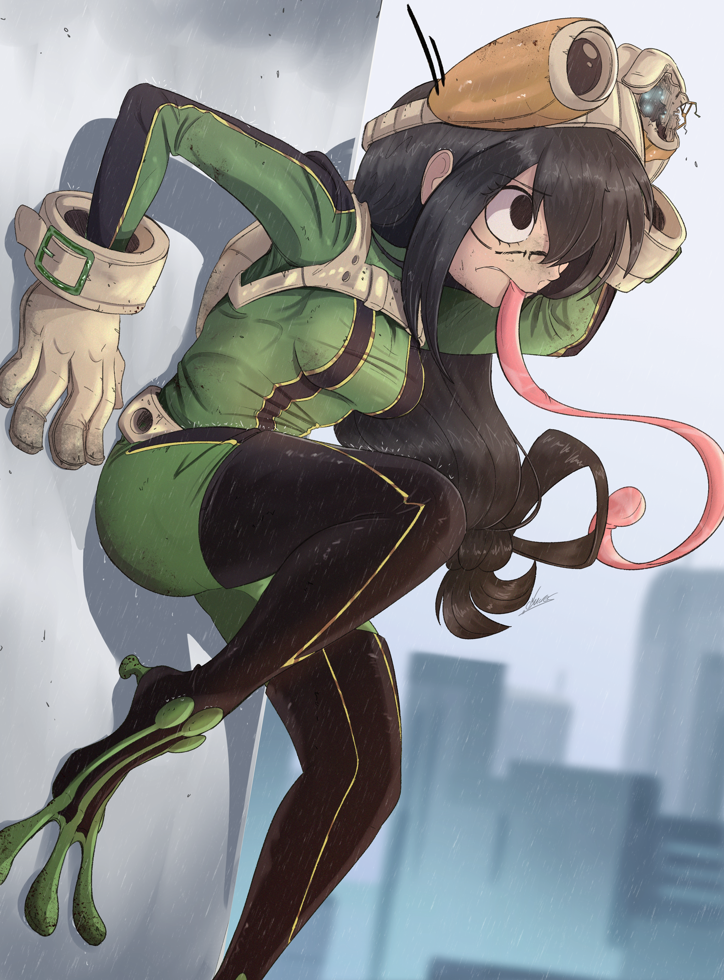 Froppy by NCMares
