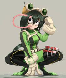 Crouching Frog, Hidden Dragon