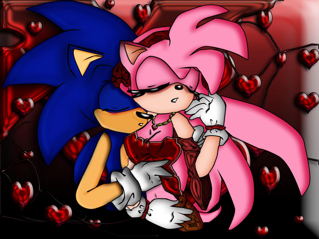 Sonic and amy have sex xxx erotic photos