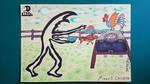F~INKY FEED THE CHICKEN - FINKTOBER 5 by DAGAIZM