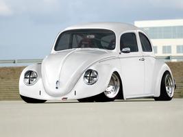vw beetle by spoutnik3