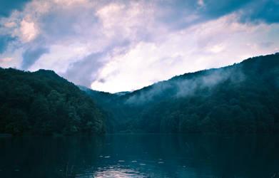 Plitvice Lakes by Zi0oTo