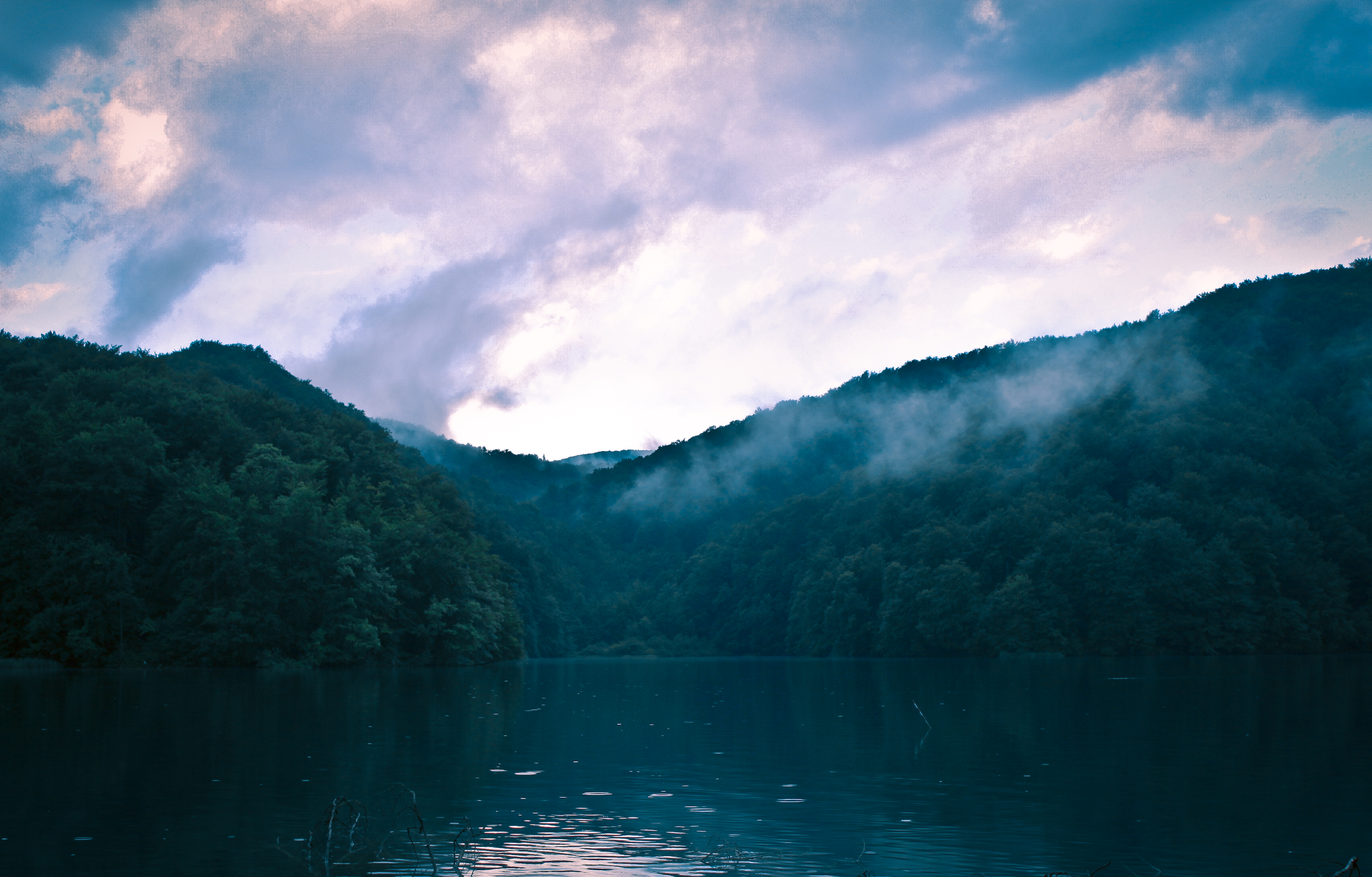 Plitvice Lakes by Zi0oTo