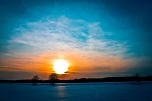 go away winter by Zi0oTo