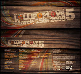 LOLLIPOP LOVE 5 FLIER by Demen1