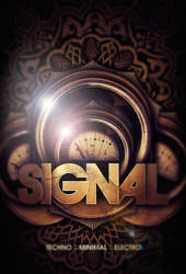 SIGNAL POSTER by Demen1