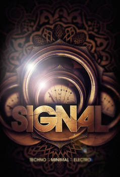 SIGNAL POSTER