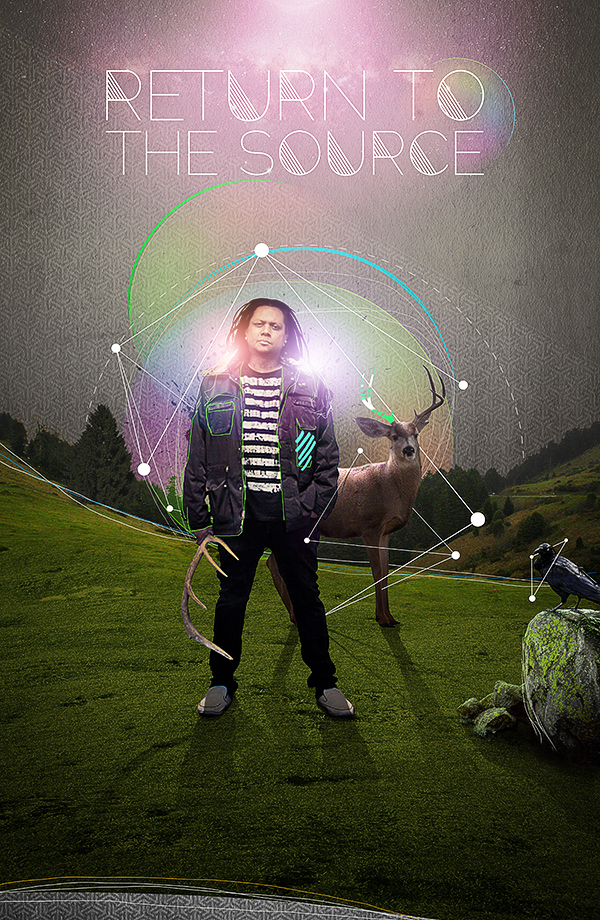 Return To The Source Poster by Demen1